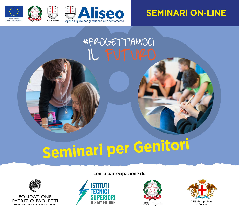 nuovi seminari genitori online