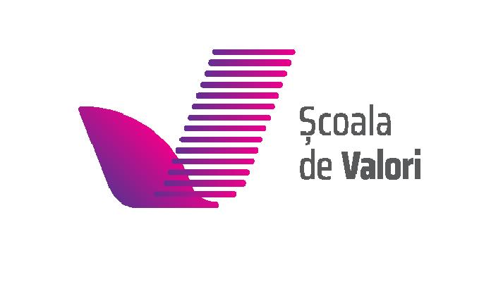 Scoala de Valori logo